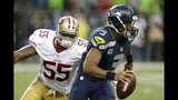 PHOTOS: Seahawks defeat 49ers 29-3 in home opener - (12/25)