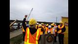 PHOTOS: Crews installing permanent span of… - (6/12)