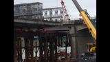 PHOTOS: Crews installing permanent span of… - (7/12)