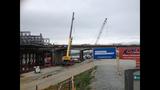 PHOTOS: Crews installing permanent span of… - (9/12)