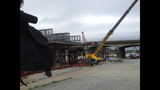 PHOTOS: Crews installing permanent span of… - (10/12)
