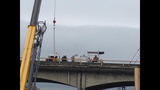 PHOTOS: Crews installing permanent span of… - (11/12)