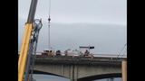 PHOTOS: Crews installing permanent span of… - (11/12)