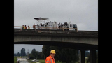 PHOTOS: Crews installing permanent span of… - (5/12)