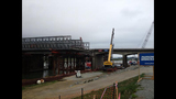 PHOTOS: Crews installing permanent span of… - (1/12)