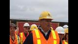 PHOTOS: Crews installing permanent span of… - (2/12)