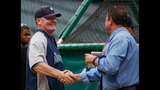 PHOTOS: Mariners Eric Wedge To Step Down After Season - (8/22)