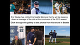 PHOTOS: Mariners Eric Wedge To Step Down After Season - (11/22)