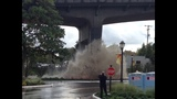 PHOTOS: Water Main Break At University Village - (1/25)