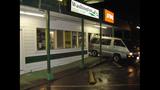 PHOTOS: Driver of stolen van flees after… - (2/4)