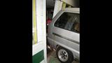 PHOTOS: Driver of stolen van flees after… - (3/4)
