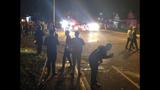 PHOTOS: Police use tear gas, flash grenades… - (3/12)