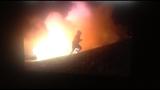 PHOTOS: Police use tear gas, flash grenades… - (6/12)