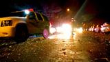 PHOTOS: Police use tear gas, flash grenades… - (8/12)