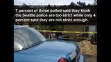 POLL RESULTS: How well are Seattle police… - (5/6)