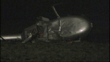 PHOTOS: Helicopter crash-lands in field - (5/9)