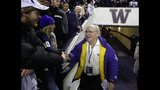 PHOTOS: Legendary UW coach 'Dawgfather' Don… - (2/13)