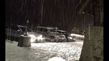 PHOTOS: Snow hits Snoqualmie Pass - (2/5)