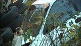 PHOTOS: Runaway dump truck hits van, overturns - (6/15)
