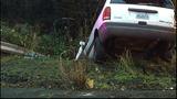 PHOTOS: Runaway dump truck hits van, overturns - (9/15)