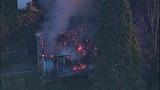PHOTOS: Mukilteo home destroyed in blaze - (5/8)