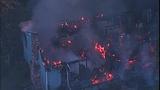 PHOTOS: Mukilteo home destroyed in blaze - (2/8)