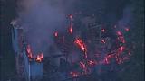 PHOTOS: Mukilteo home destroyed in blaze - (7/8)