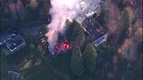PHOTOS: Mukilteo home destroyed in blaze - (3/8)