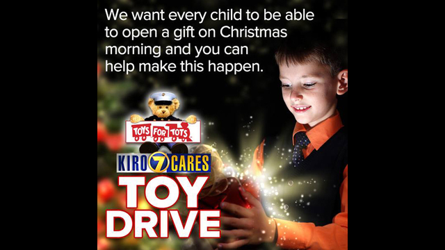 Toys For Tots 2017 North Carolina : Kiro toys for tots drive everything you need to know