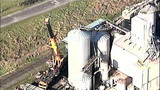 PHOTOS: Recovery operation at silo collapse - (6/25)