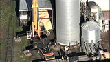 PHOTOS: Recovery operation at silo collapse - (19/25)