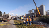 PHOTOS: Recovery operation at silo collapse - (17/25)