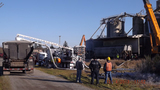 PHOTOS: Recovery operation at silo collapse - (1/25)