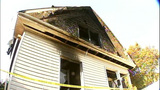 PHOTOS: Charred aftermath of fire that killed teen - (4/14)
