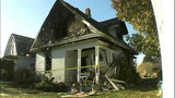 PHOTOS: Charred aftermath of fire that killed teen - (12/14)