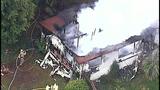 PHOTOS: Crews respond to Hansville mobile home fire - (1/10)