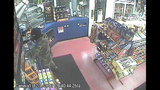 PHOTOS: Armed, masked man robs gas station - (2/4)