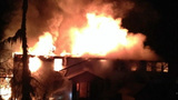 PHOTOS: Fire devours home, killing doctor, child - (12/13)