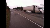 PHOTOS: I-405 crash critically injures 1 - (5/5)