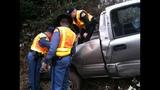 PHOTOS: I-405 crash critically injures 1 - (2/5)