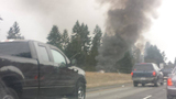 PHOTOS: 1 killed in fiery crash on southbound I-5 - (5/25)