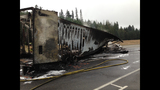 PHOTOS: 1 killed in fiery crash on southbound I-5 - (11/25)