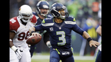 PHOTOS: Seahawks fall to Cardinals 17-10 in… - (9/23)