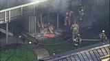 PHOTOS: Fire tears through apartments, killing 1 - (9/12)