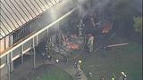 PHOTOS: Fire tears through apartments, killing 1 - (3/12)