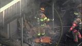PHOTOS: Fire tears through apartments, killing 1 - (5/12)