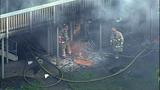 PHOTOS: Fire tears through apartments, killing 1 - (6/12)
