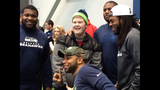 PHOTOS: Make-A-Wish, Seahawks grant Puyallup… - (10/12)