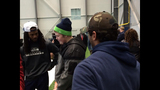 PHOTOS: Make-A-Wish, Seahawks grant Puyallup… - (1/12)