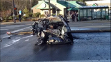 PHOTOS: Woman rescued from fiery crash - (12/20)